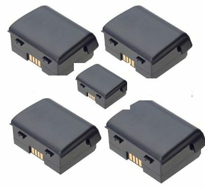 5 Pcs Verifone Vx680 Vx670 Bpk268-001-a 24016-01-r Battery