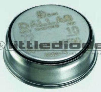 Maxim Ds1996l-f5 Ibutton 2-pin F5 Microcan