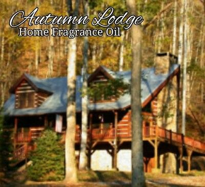 Эфирные масла Autumn Lodge Home Fragrance