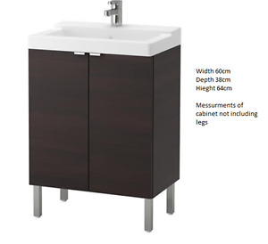 BRAND NEW IKEA SINK WITH CABINET
