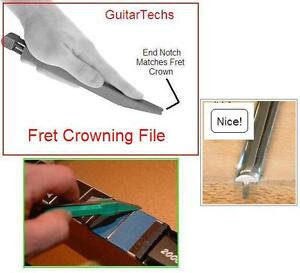 GuitarTechs-AxeMasters-FRET-DRESSING-CROWNING-POLISHING-FILE-STICK-Luthier-Tool