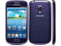 SAMSUNG GALAXY S3 MINI LOCKED TO EE 2**