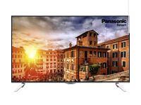 Panasonic 48inch 4k Smart led tv in very good
