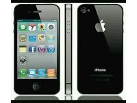 Apple iPhone 4 16 GB in Black