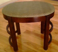Antique Dressing Table Stool/Bench
