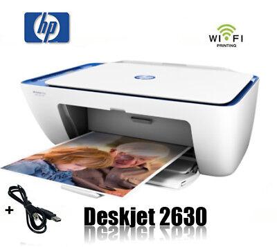 * B-Ware * HP DeskJet 2630 AirPrint Multifunktionsdrucker Scanner Kopierer, WLAN