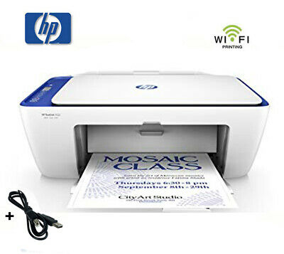 HP DESKJET 2620 / 2622 MULTIFUNKTIONS WIFI DRUCKER KOPIERER PRINTER  * NEU* ()