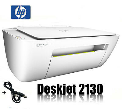 HP DESKJET 2130 MULTIFUNKTIONS DRUCKER SCANNER KOPIERER * NEU *