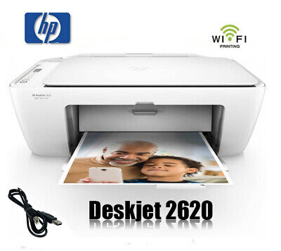 HP DESKJET 2620 MULTIFUNKTIONS WIFI DRUCKER KOPIERER PRINTER  * NEU* ()