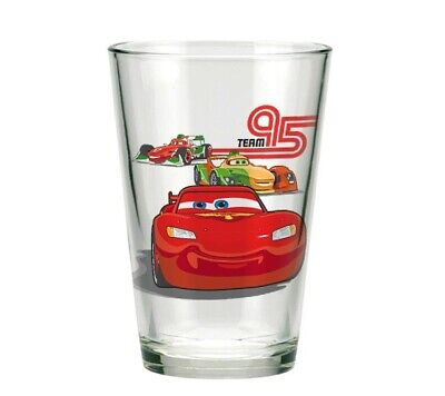 Disney Cars Kinder Gläser Glas 3er SET