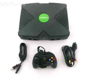 Xbox with nes /snes /n64 /gameboy/ atari /coleco/ sega and more