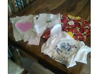 Girls aged 3-4yrs clothes bundle