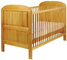 East coast baby cot to toddler bed