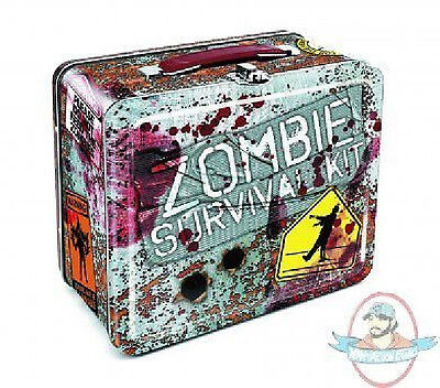 Zombie Survival Kit Lunchbox