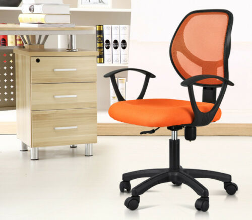 Ergonomic Executive Swivel Mesh Office Computer Desk Task Ch
