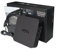 Brand New MXQ Android TV Box (FREE UNLIMITED MOVIES AND TV)