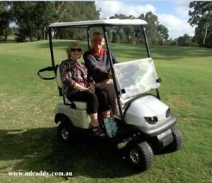 GOLF CARTS: Affordable mid sized GOLF-MATE golf carts Forrestfield Kalamunda Area Preview