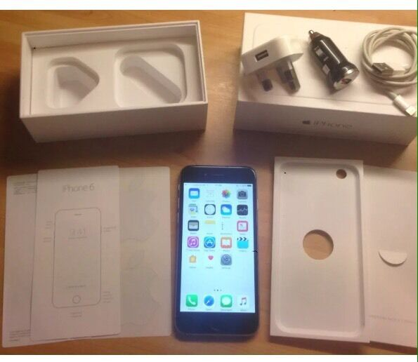 iPhone 664gb. Vodafonein Telford, ShropshireGumtree - iPhone 6 64gbSpace grey.Vodafone network. iPhone works great with no issues.The iPhone has been completely reset back to default settings (so no iCloud or passwords)The whole phone is in excellent condition.iPhone comes boxed with charger and car...