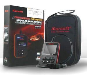 Mercedes-Benz Code Scanner iCarsoft i980 Reader
