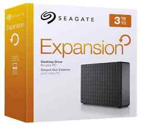 Seagate 3tb expansion harddrive Mindarie Wanneroo Area Preview