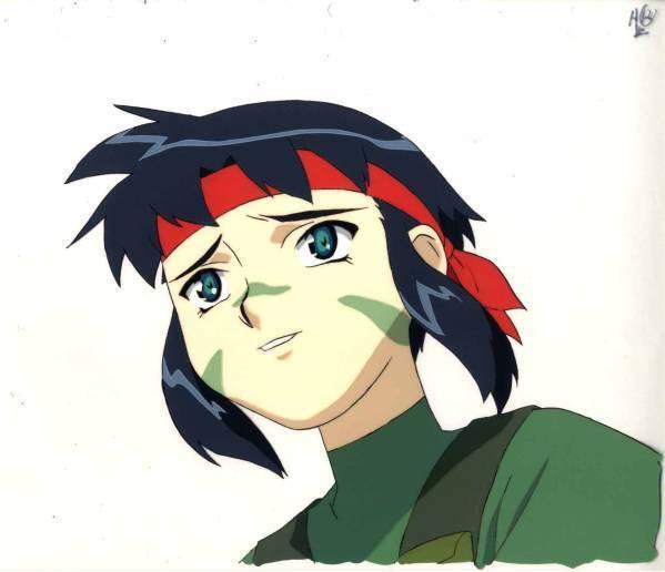 Anime Cel Tenchi #223