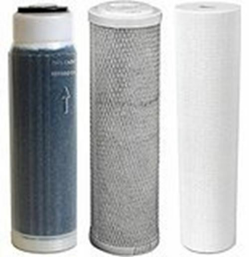 Compatible with  The Barracuda Reverse Osmosis 10 inch Replacement Filters