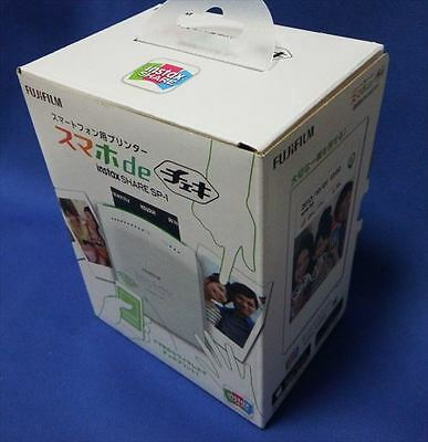 Fujifilm Smartphone Printer Smartphone de Cicek instax SHARE SP-1 from Japan New