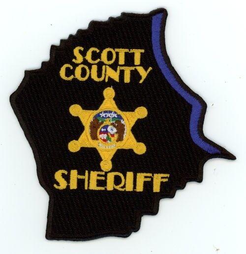 SCOTT COUNTY SHERIFF MISSOURI MO PATCH POLICE