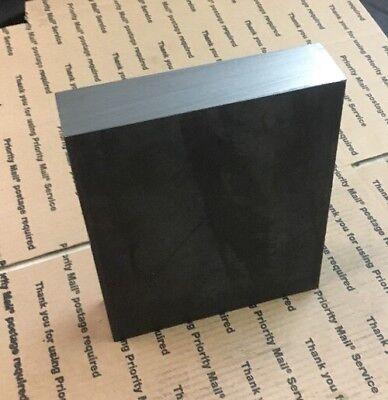 2 X 8 X 10 L Flat Thick Steel Bar Machining Blacksmithing Press Plate Target