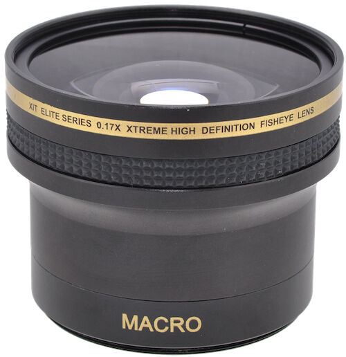 EXTREME SPORTS FISHEYE LENS FOR CANON EOS REBEL T1 T2 T3 T4 T5 T6 20D 40D T3I XS