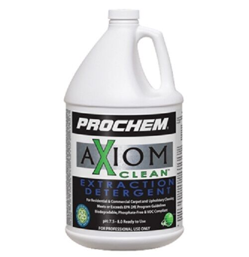 Prochem - Axiom Clean Extraction Detergent - Green Carpet Cl