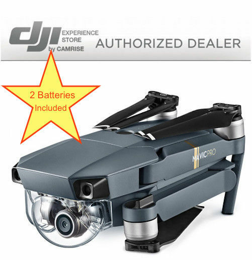 DJI Mavic Pro Drone with 4K HD Camera  & Extra Battery( Total:2 Battery Bundle )