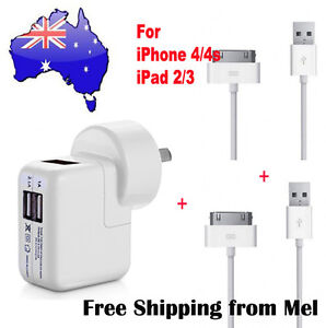 Dual-USB-Port-AC-Wall-Charger-Adapter-Cable-for-iPhone-3G-4-4s-iPad-2-3-ipod