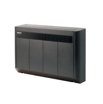 Refurbished Nec 1090003 Dsx160 8 Slot Common Equip Cabinet Ksu Dark Gray