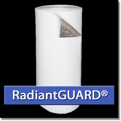 3 X 75 Ft Roll 150SF Reflective Foam Thermal Foil Insulation Radiant Barrier