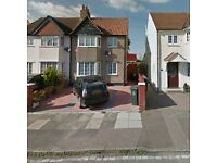 3 Bedroom Semi-Detached family home in quite area to let.