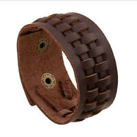 NEW Genuine leather bracelet (unisex)