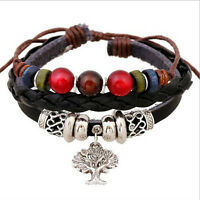 New release leather bracelets (20% off)