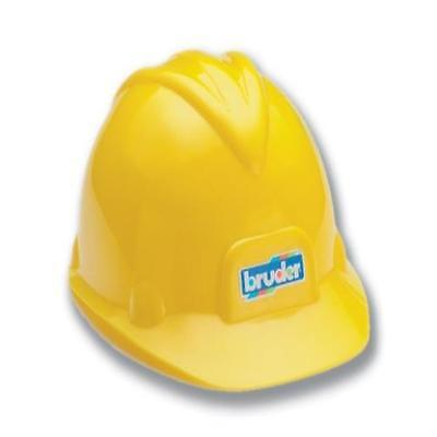 Bruder Toy Construction Hard Hat Toy Play High-Quality Bruder Toys MYTODDLER New - Kids Play Hard Hat
