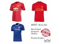 Football Shirt / Kit - Chelsea F.C - Manchester United - Liverpool F.C ***FREE DELIVERY***