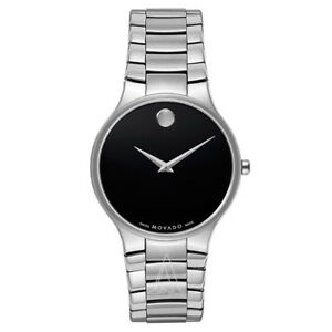 Movado Serio Men's Quartz Watch 0606382