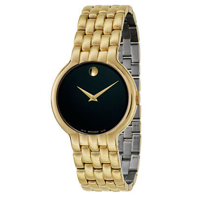 $447.75 - Movado Veturi Men's Quartz Watch 0606934