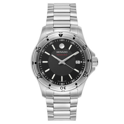 Movado Series 800 Men's Quartz Watch 2600074