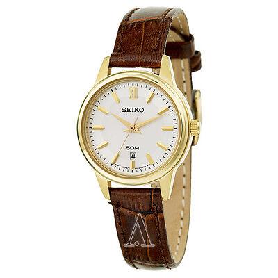 Seiko Strap Women's Quartz Watch SUR880