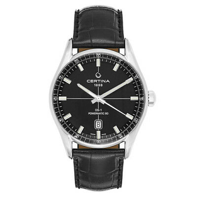 Certina DS 1 Powermatic 80 Men's Automatic Watch C029-407-16-051-00