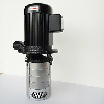 Multistage Cnc Machine Coolant Pump 1hp 220240380440480v 4 Stages 199mm 8