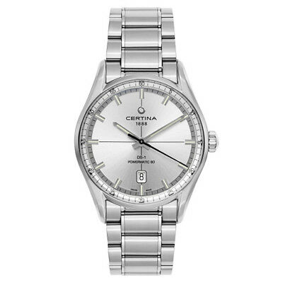 Certina DS 1 Powermatic 80 Men's Automatic Watch C029-407-11-031-00