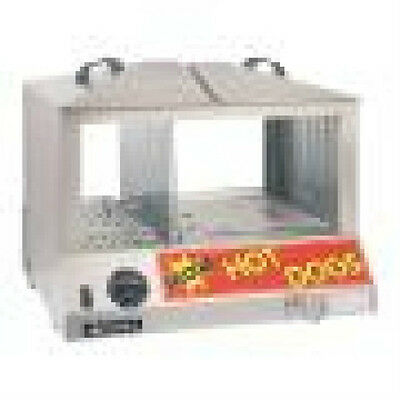 Adcraft Hot Dog Steamer Hds-1000w 120 Volt  Great Value