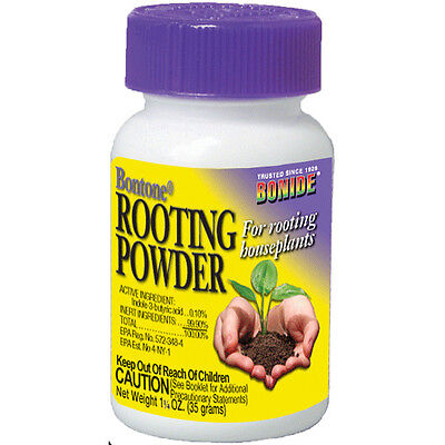 Bonide Bontone, Rootone Rooting Powder, Rooting Hormone 1.25 oz