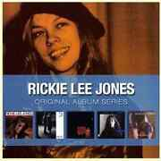 Rickie Lee Jones Girl at Her Volcano